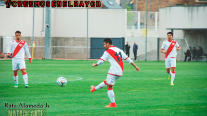 Previa: CD Tudelano – Rayo Vallecano B