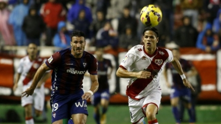 Previa: SD Eibar – Rayo Vallecano
