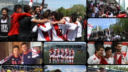 Video Homenaje al Rayo Vallecano Juvenil A