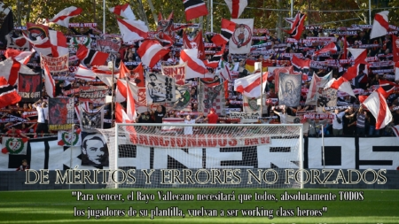 De méritos y errores no forzados