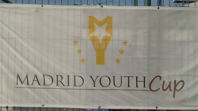 Subcampeones en la Madrid Youth Cup Cadetes