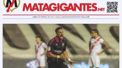 Newspaper Matagigantes Nº 3