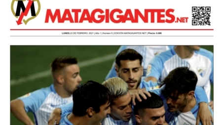 Newspaper Matagigantes nº5