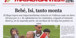 Newspaper Matagigantes Nº11
